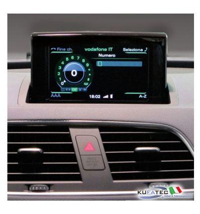 Vivavoce Bluetooth - Retrofit kit - Audi Q3 8U