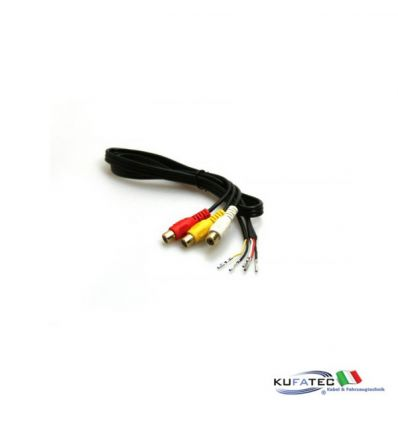 Video Out Adapter for Audi MMI