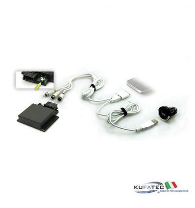 IMA Multimedia Adapter - iPod/ iPhone integration - Audi, Mercedes, VW