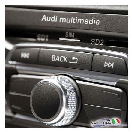 "Sistema veicolare Bluetooth ""Online"" - Upgrade - Audi A1 8X con MMI 3G+ High"