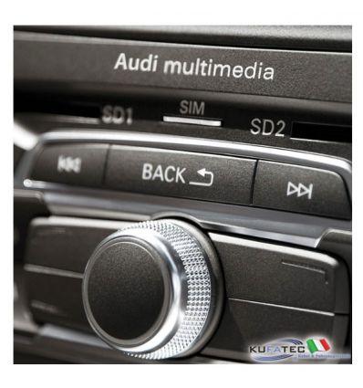 "Sistema veicolare Bluetooth ""Online"" - Upgrade - Audi Q3 8U con MMI 3G+ High"