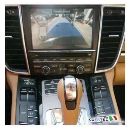 Rear View Camera - Retrofit - Porsche Panamera G1