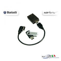 Bluetooth adapter - A2DP - for AMI (Audi Music Interface)