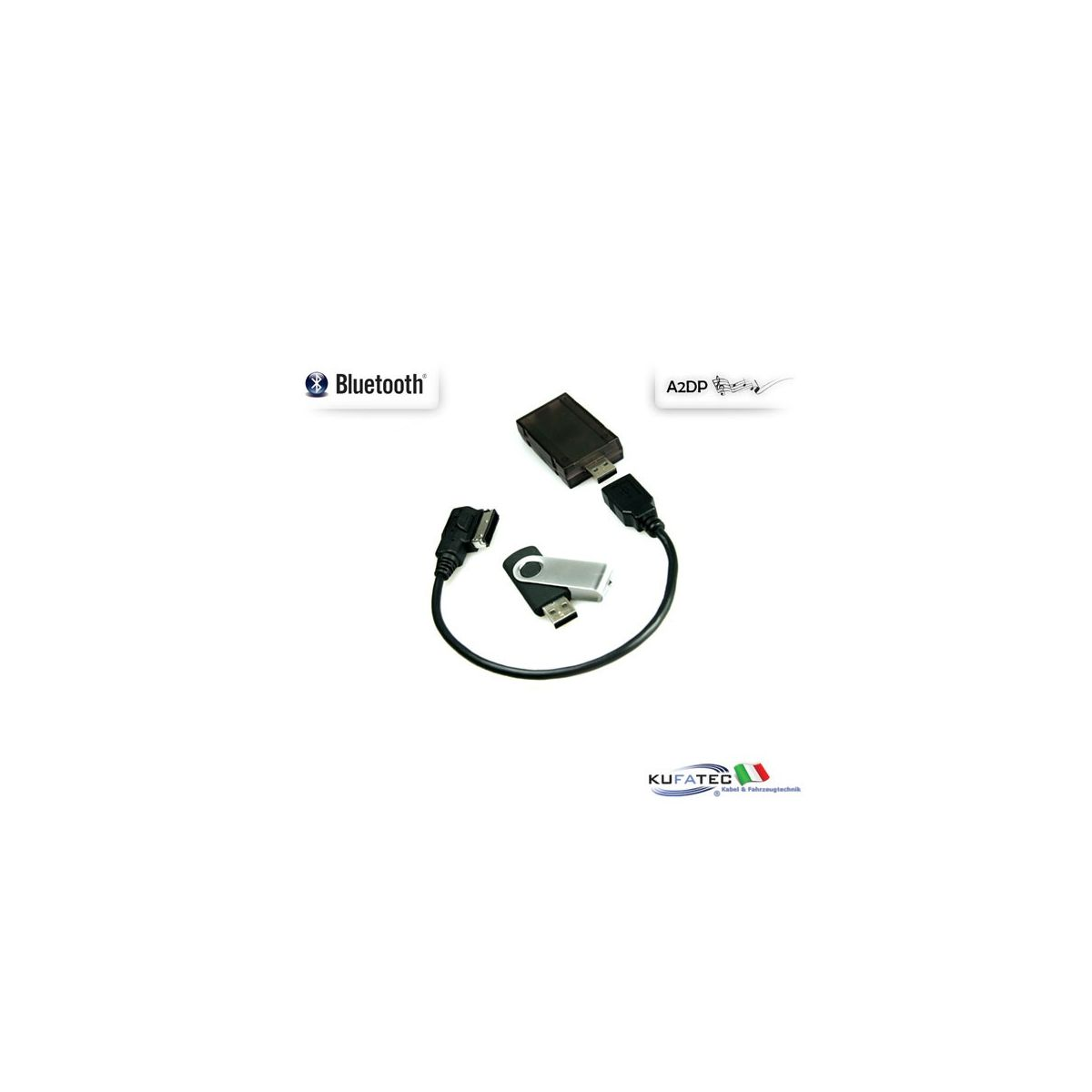 Bluetooth Adapter A2dp For Ami Audi Music Interface