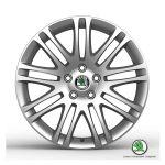 """Cerchio in lega """"Luxon"""" 7,5Jx18 ET 46 - Nuova Superb e Nuova Superb Wagon"""