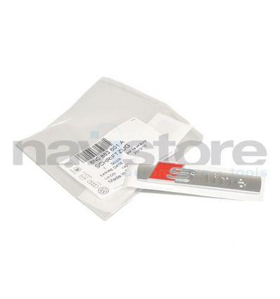 8N0853601A - Logo Audi S-Line - Cromo - Self adesive