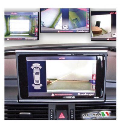 APS Advanced - Front + Rear View Camera - Retrofit - Audi A7 4G da 2012