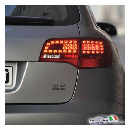 LED Rear Lights - Retrofit - Audi A6 4F Avant