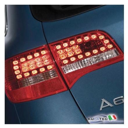 LED Rear Lights - Retrofit - Audi A6 4F Avant Facelift