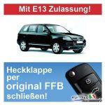 Comfort Hatch Module - VW Touareg