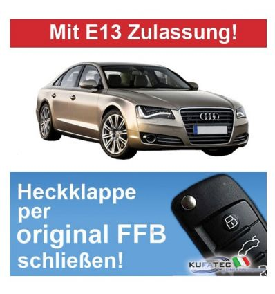 Comfort Hatch Module - Audi A8 4H