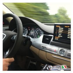 Lane Assist - Retrofit - Audi A8 4H