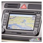 "Radio Navigation System RNS-510, display touch 6,5"" - Retrofit - Volkswagen"
