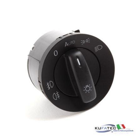 Light switch - Fog Light - Caddy, Golf VI e Golf VI Plus fino 2009, Passat 3C, Touran fino 2010