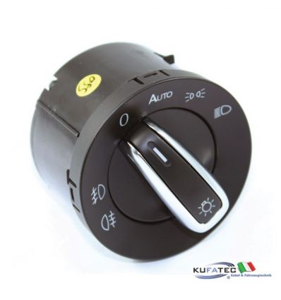 Light switch - Fog Light - Volkswagen Passat B7, Golf VI, Touran 1T GP e Tiguan 2012 in avanti