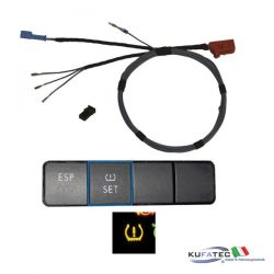 TPMS - Tire Pressure Monitoring - Retrofit - VW Golf 5 / Golf 5 Plus / Touran