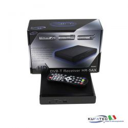Kufatec DVB-T HR-5AX - HD - MPEG4 - USB Recorder