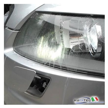 Headlight washer system - Retrofit - Audi A6 4F