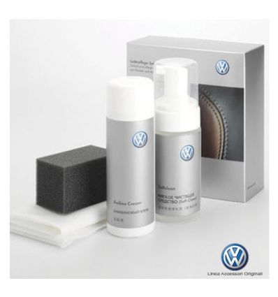 Kit di pulizia per cuoio all'anilina - VW Care