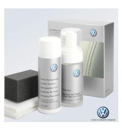 Kit di pulizia per cuoio liscio - VW Care