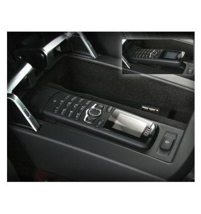 Telefono veicolare SAP con display a colori - Retrofit kit - Audi A8 4H