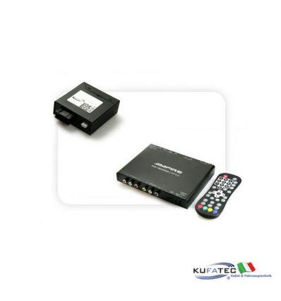 Ampire DVBT400-HD + Multimedia Adapter MOST - senza OEM control - Audi MMI High 2G / 3G