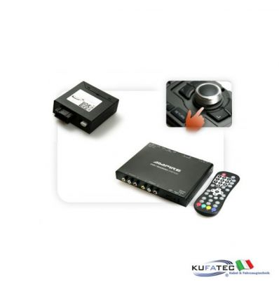 Ampire DVBT400-HD + Multimedia Adapter MOST - con OEM control - Audi MMI High 2G / 3G
