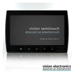 Vision Semitouch - Rear Seat Entertainment - Chevrolet Capitva C140 LTZ