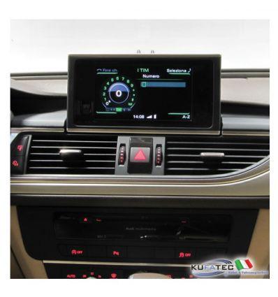 Vivavoce Bluetooth - Retrofit kit - Audi A6 4G, A7 4G con radio Low I
