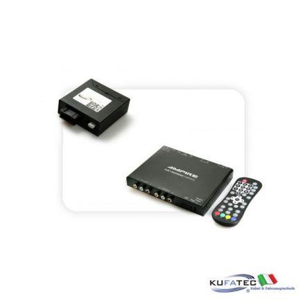 DVBT400 + Multimedia Adapter - w/o OEM Control - Mercedes