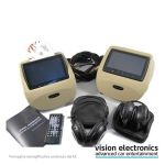 Vision Semitouch - Rear Seat Entertainment - Peugeot 308