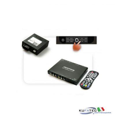 Ampire DVBT400-3G + Multimedia Adapter MOST - con OEM Control - Volkswagen RNS-850