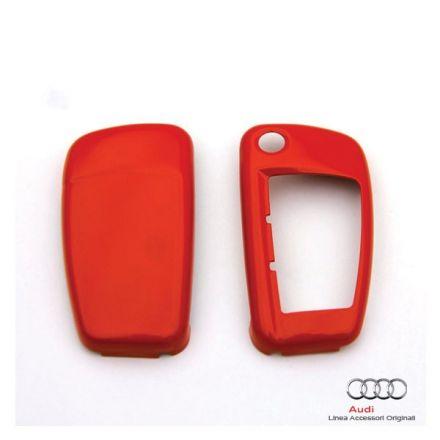Cover chiave verniciata Rosso Misano effetto perla