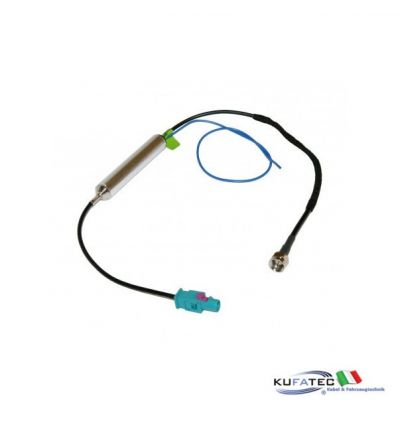 Antenne Adapter Audi / VW per Antenne TV attive originali