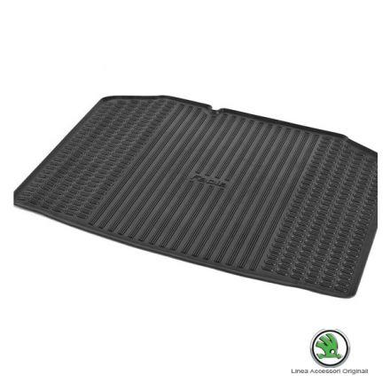 DCD710001 - Tappeto bagagliaio in gomma  - Fabia Berlina  II
