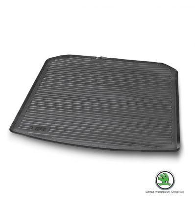 DCD420001 - Tappeto bagagliaio in gomma - Fabia Wagon I