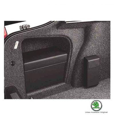 DMA600001 - Borsa portaoggetti grande per bagagliaio - Nuova Octavia e Nuova Octavia Wagon