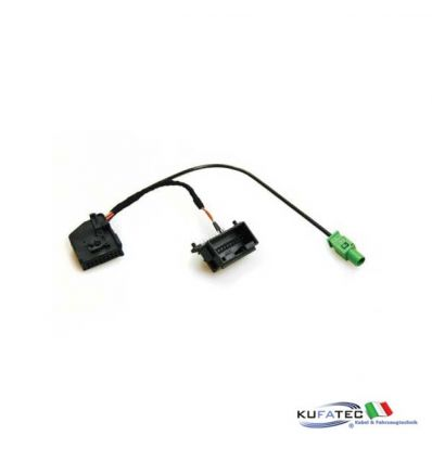 FISCUBE® adapter Audi MMI 2G - Analog Tuner available