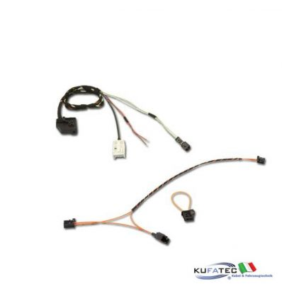 Harness FISCUBE Most BMW CIC con retrocamera
