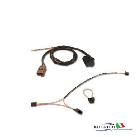 Harness FISCUBE Most Mercedes NTG 4.5