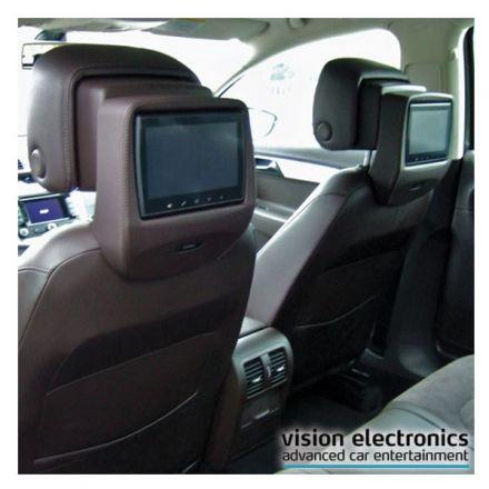Vision Semitouch - Rear Seat Entertainment - VW Golf 6, Golf 7, Passat B7, Tiguan 5N