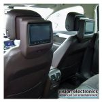 Vision Semitouch - Rear Seat Entertainment - VW Golf 6, Golf 7, Passat B7, Tiguan 5N