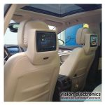 Vision Semitouch - Rear Seat Entertainment - Opel Insigna, Ampera