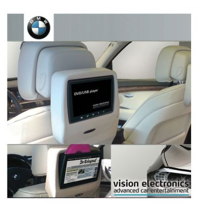 Vision Semitouch - Rear Seat Entertainment - Bmw 5er F10/11, 5er GT F07, 7er F01/02