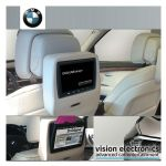 Vision Semitouch - Rear Seat Entertainment - Bmw 5er F10/11, 5er GT F07, 7er F01/02
