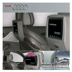 Vision Semitouch - Rear Seat Entertainment - Audi A8 4H