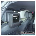 Vision Semitouch - Rear Seat Entertainment - Audi A7 4G