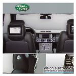 Vision Semitouch - Rear Seat Entertainment - Land Rover Range Rover Vogue