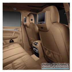 Vision Semitouch - Rear Seat Entertainment - Porsche Cayenne E1