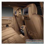 Vision Semitouch - Rear Seat Entertainment - Porsche Cayenne E1